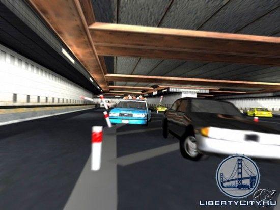 Арт GTA 3