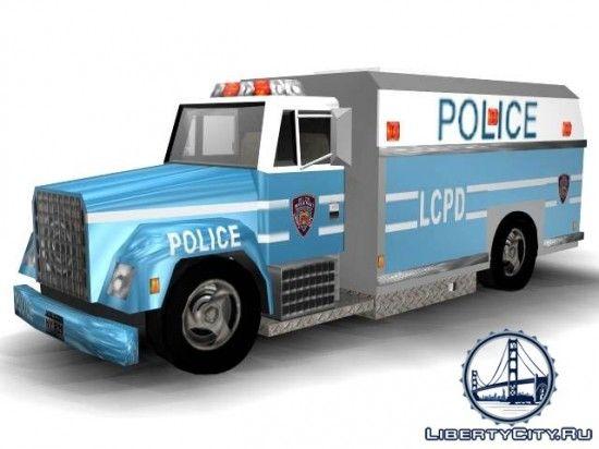 LCPD GTA 3