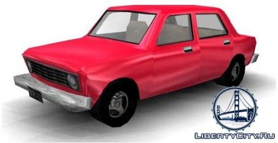 Машина из GTA 3