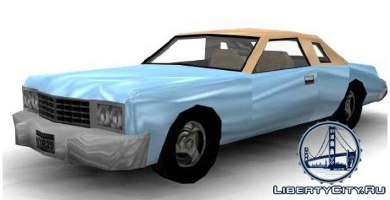 Авто GTA 3