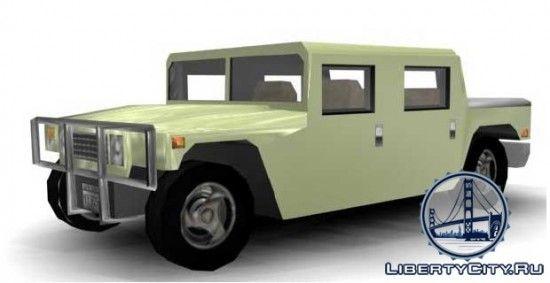 Car GTA 3