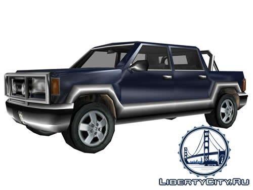 Джип GTA 3