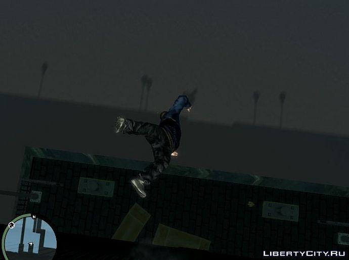 Чемпионат Либерти Сити по прыжкам в воду.