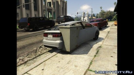 Урны в GTA 5