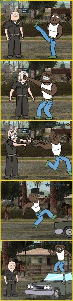 Логика GTA