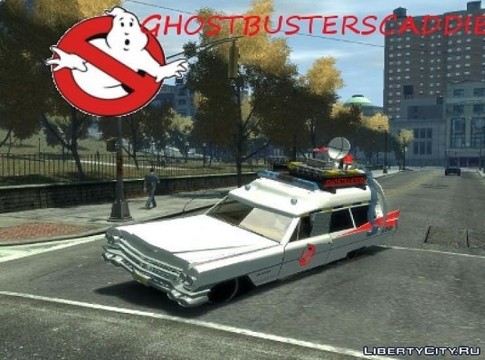 ghostbusters!!