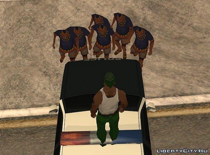 Бунт таксистов