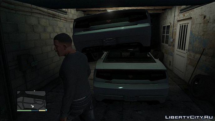 Парковщик GTA 5 80лвл
