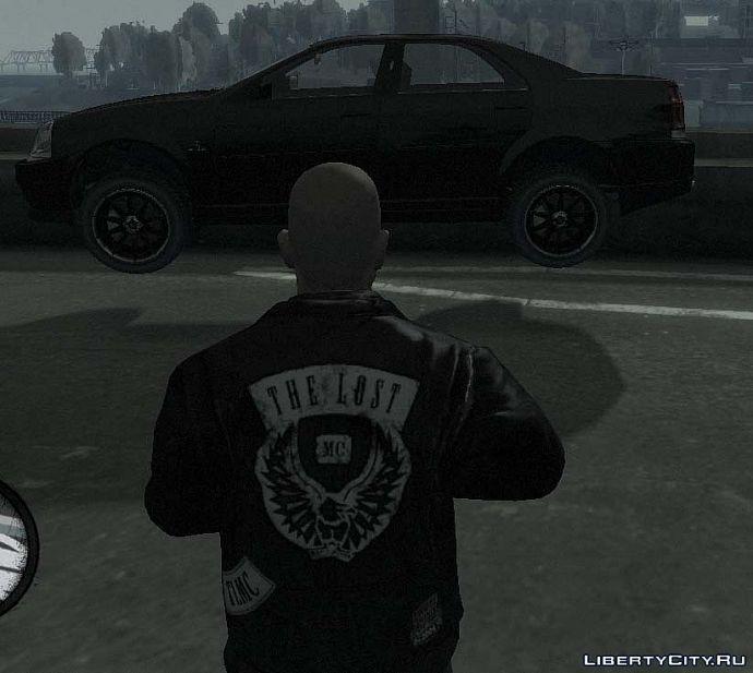 Баг с машиной из GTA 4 TLAD