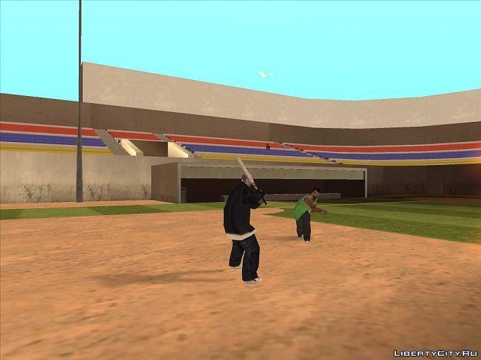 Смертельный бейсбол