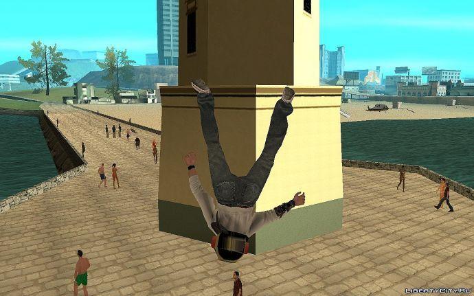 Неудачный прыжок