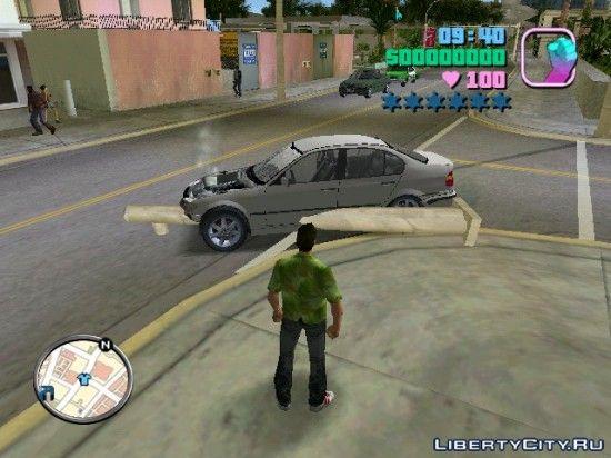 Застрял в машине