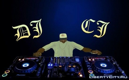 DJ CJ