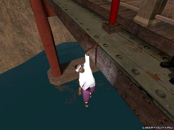 Падение с моста