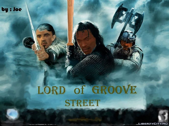 Lord of Groove Street