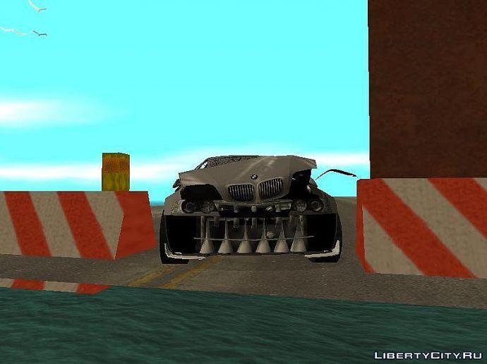 Машина монстр
