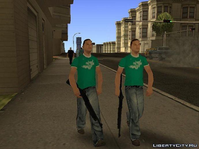 Клоны или братья близнецы