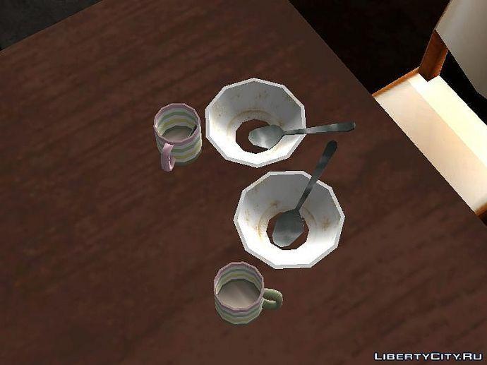 Дрявые тарелочки.