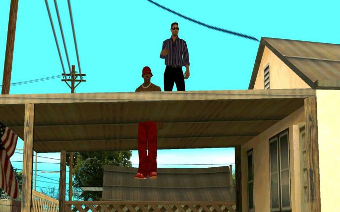Пора перекрывать крышу