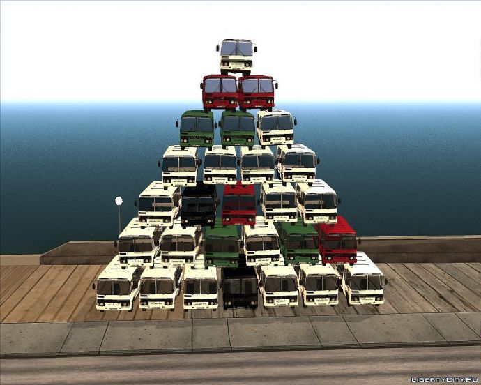 Пазовская пирамида