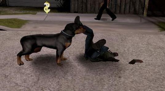 Доблестный пёс