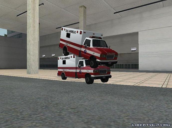 Ambulance...
