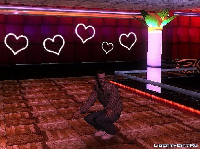 Нико танцует в присядку.