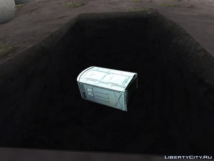 Деньги на гроб не хватило.(