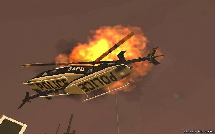 Двойной вертолет