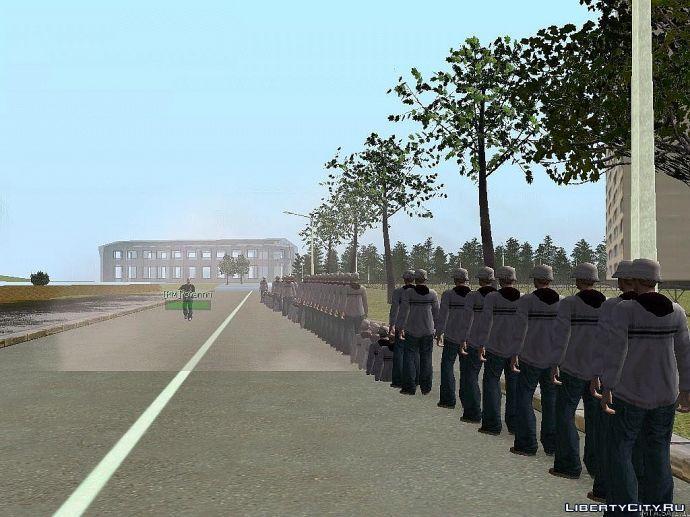 Армия,новый призыв