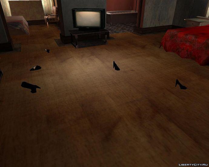 Дом продавца обуви