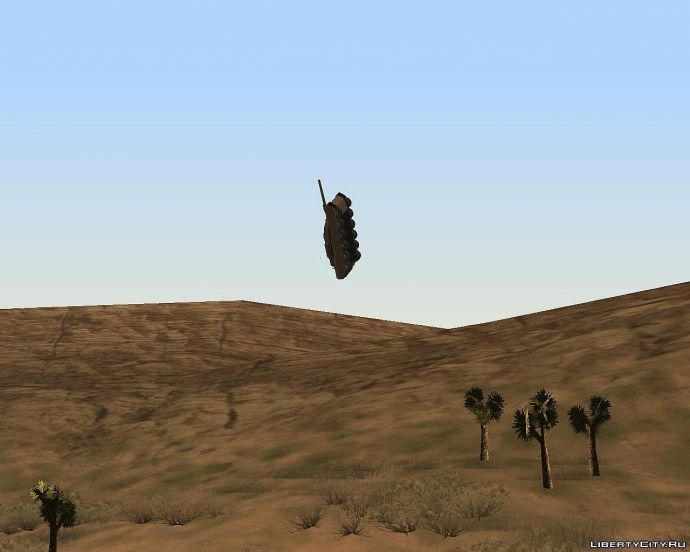 танк-лётчик