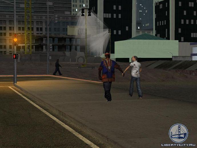 Геи в GTA San Andreas