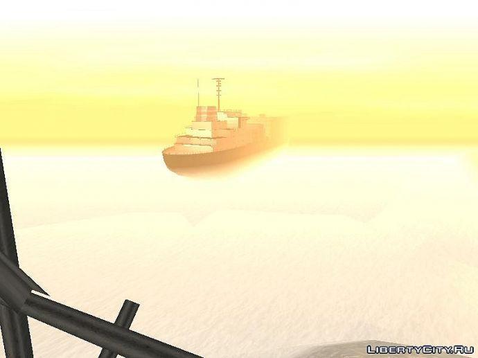 Облака, белогривые кораблики...