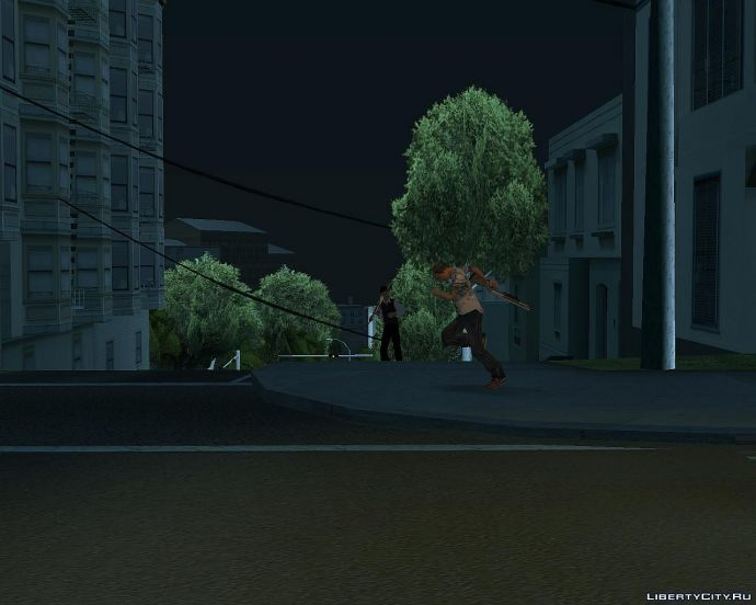 Пробежка