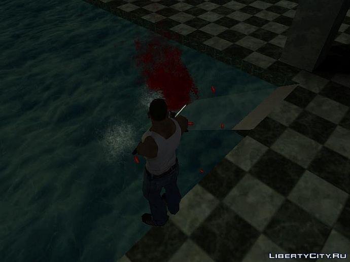 кровавый бассейн