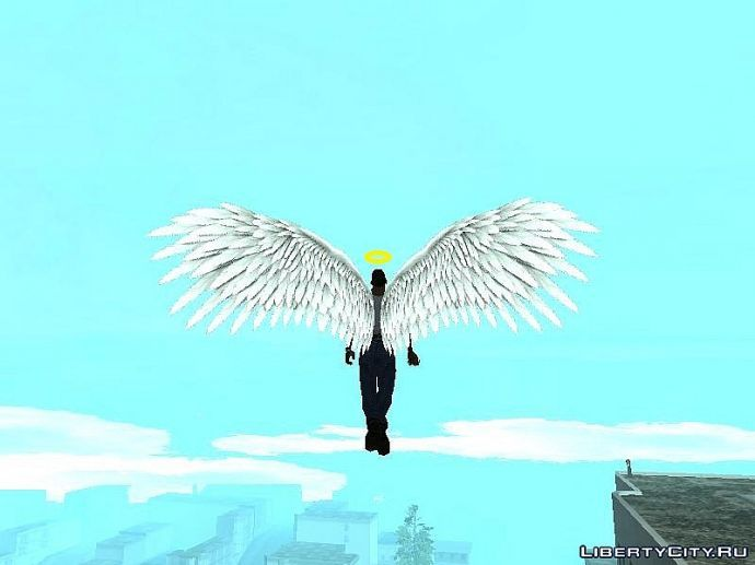 Cj ангел