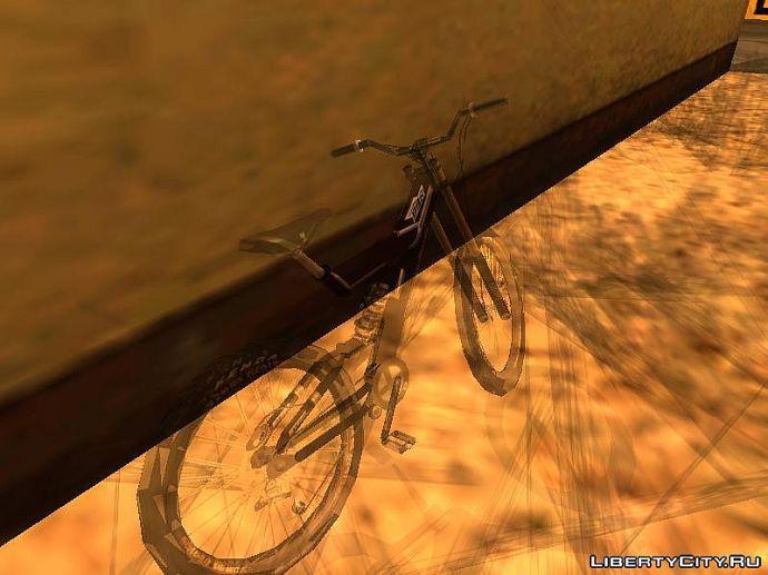 велосипед-невидимка