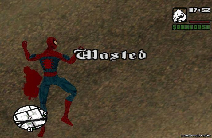 сиджей пробовал себя в роли человека паука