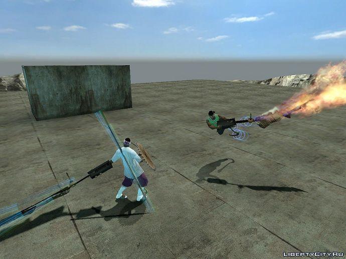GTA San Andreas MMORPG)