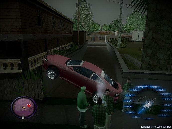 Опять парковка