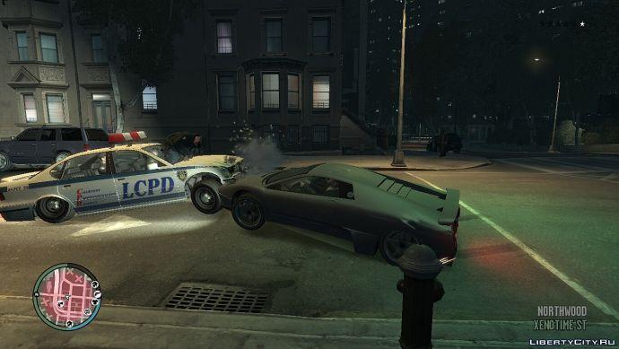 Полиция Либерти-Сити