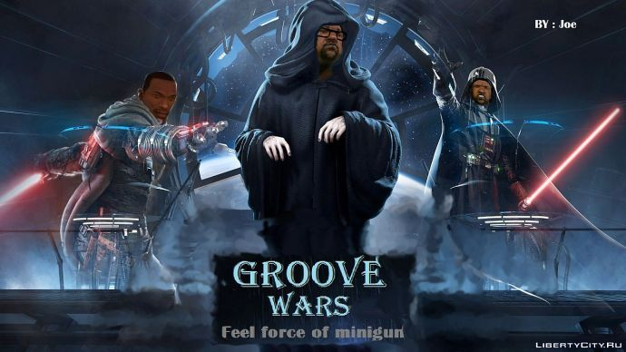 Groove Wars