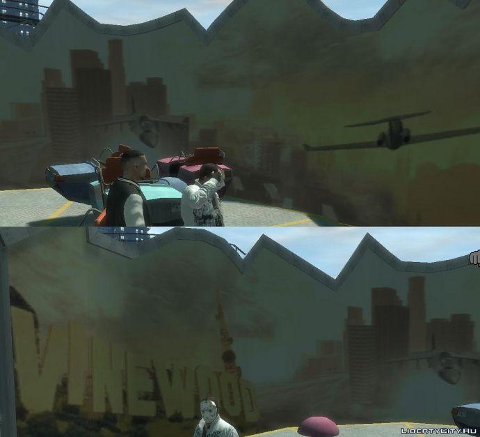 Лос Сантос в GTA IV