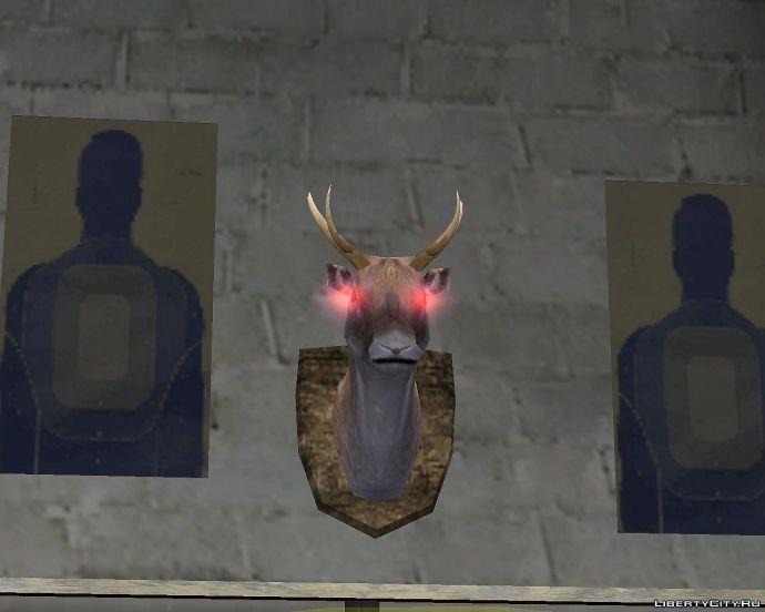 Ожившая голова