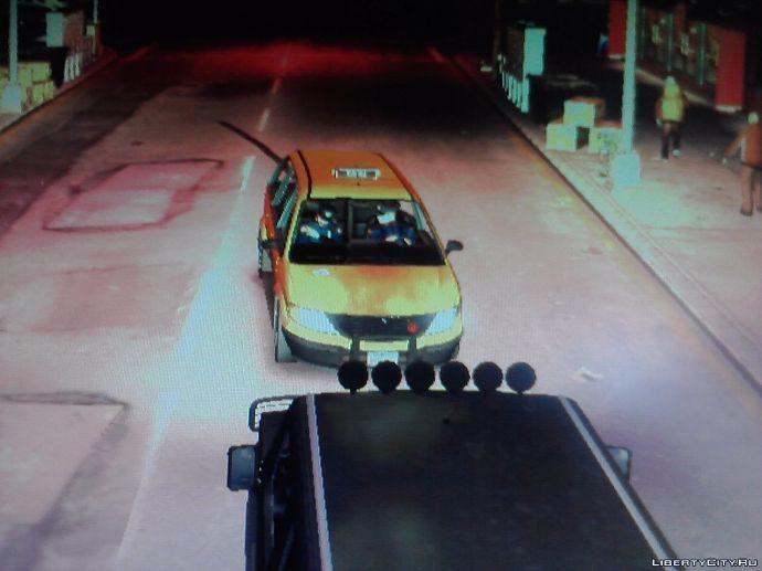 Копы таксисты