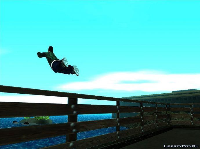 Райдер научился летать