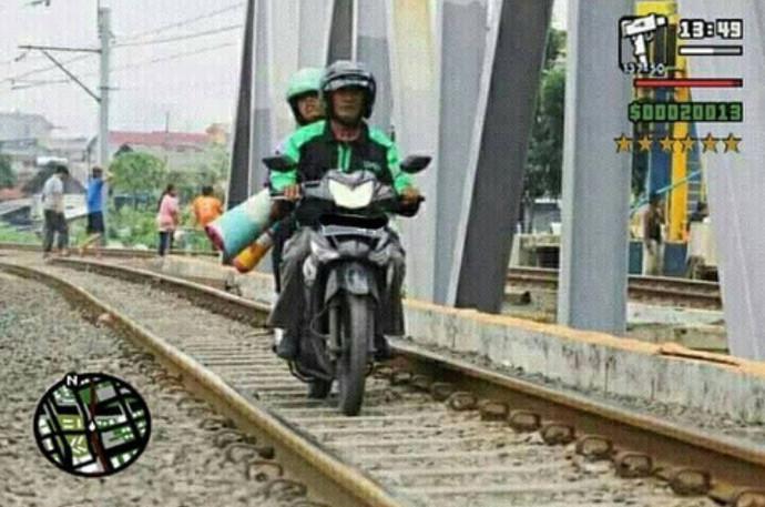 Гони за поездом