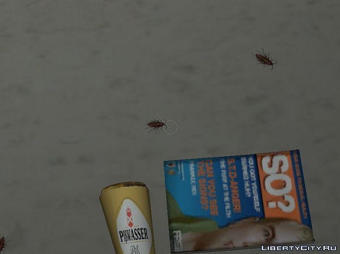 Тараканы в GTA 4