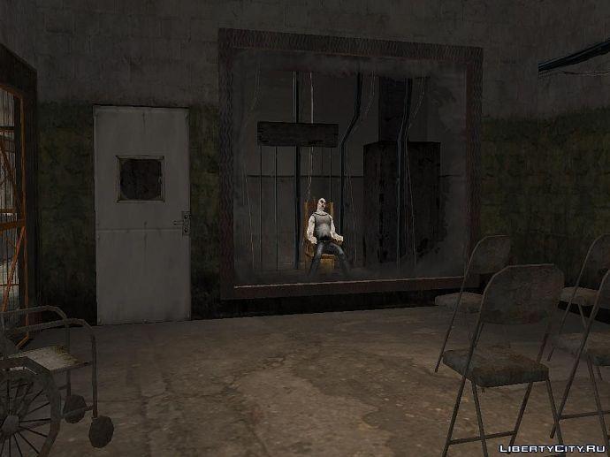 Кинотеатр в тюремном морге